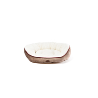 Charles Bentley Memory Foam Pet Bed Taupe / Small